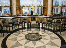 Grand Central Hotel Champagne Bar Photo