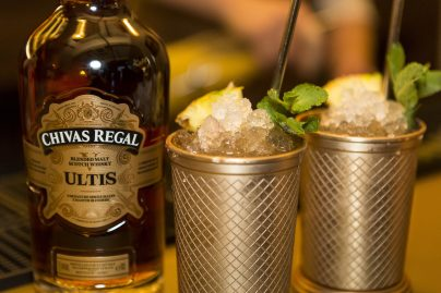 Chivas Regal The Blend at Truman Brewery 18th October 2016.