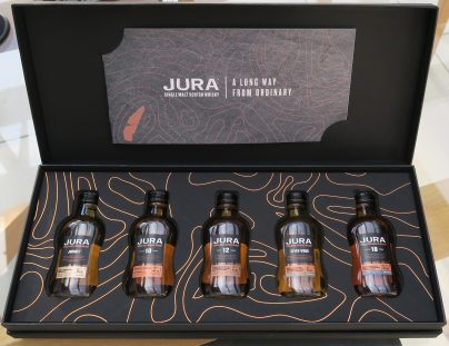 New Jura, Kilchoman & Compass Box, Yet Another Islay & What